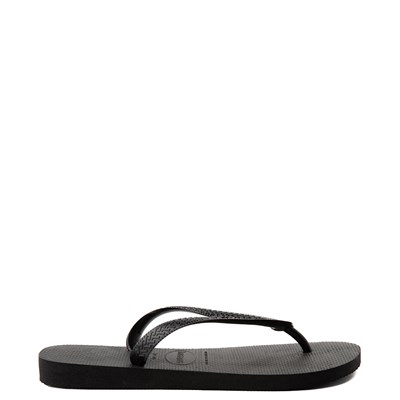 Alternate view of Havaianas Top Sandal - Black