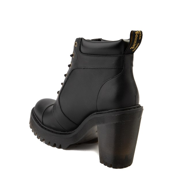 alternate view Womens Dr. Martens Averil Boot - BlackALT1