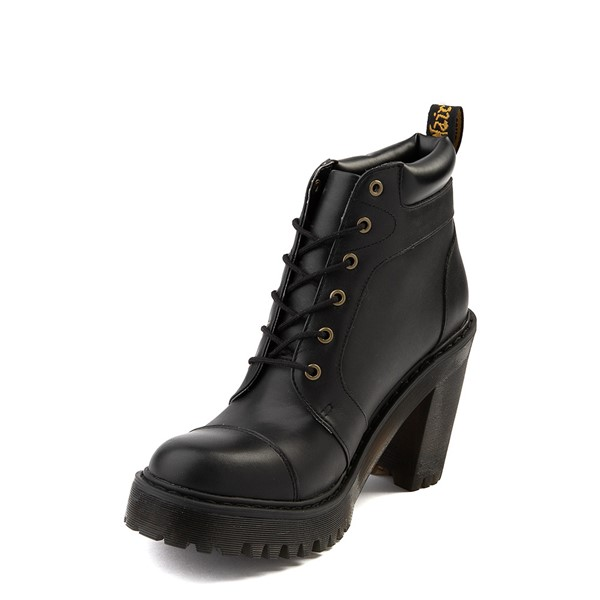 alternate view Womens Dr. Martens Averil Boot - BlackALT2