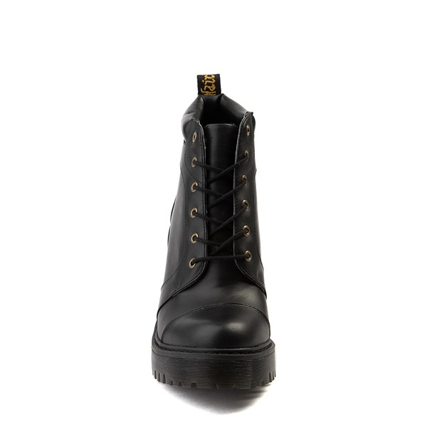 alternate view Womens Dr. Martens Averil Boot - BlackALT4