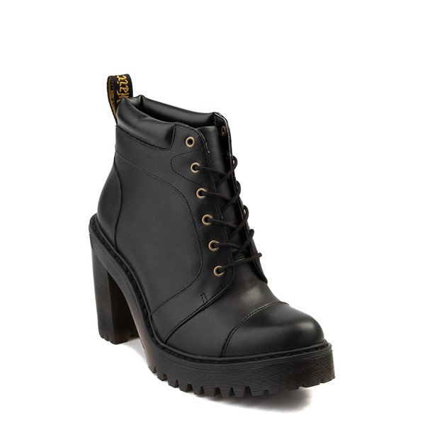 alternate view Womens Dr. Martens Averil Boot - BlackALT5