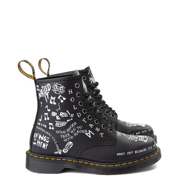Default view of Dr. Martens 1460 8-Eye Scribble Boot