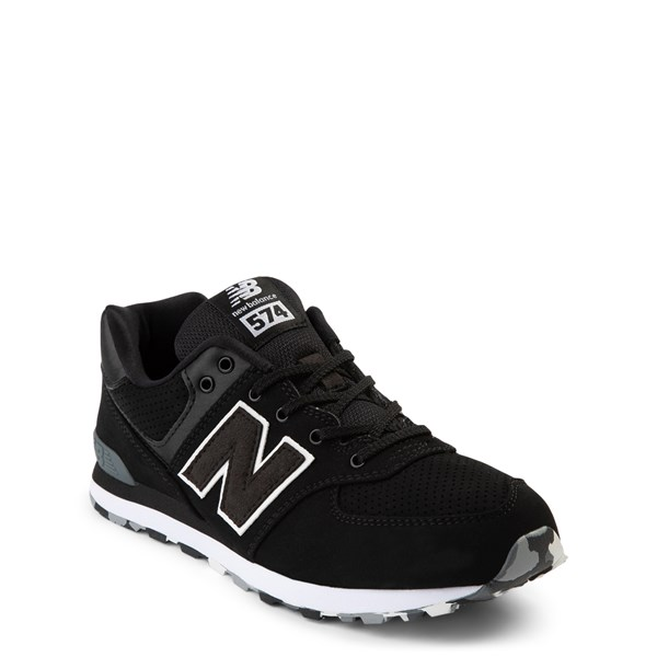 alternate view New Balance 574 Athletic Shoe - Big KidALT1