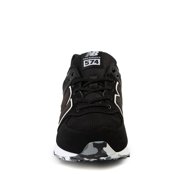 alternate view New Balance 574 Athletic Shoe - Big KidALT4