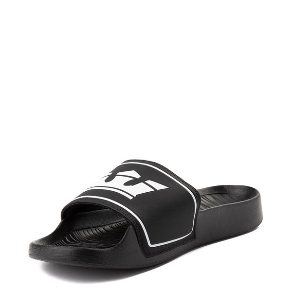alternate view Mens Supra Lockup Slide SandalALT3