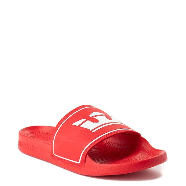 alternate view Mens Supra Lockup Slide SandalALT1