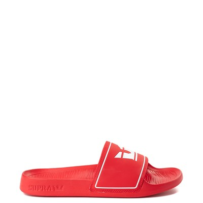 Main view of Mens Supra Lockup Slide Sandal