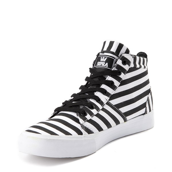 alternate view Mens Supra Stacks Mid Skate ShoeALT3