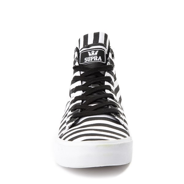 alternate view Mens Supra Stacks Mid Skate ShoeALT4