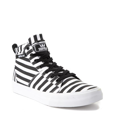 Alternate view of Mens Supra Stacks Mid Skate Shoe