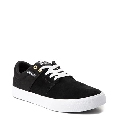 Alternate view of Mens Supra Stacks II Vulc Skate Shoe
