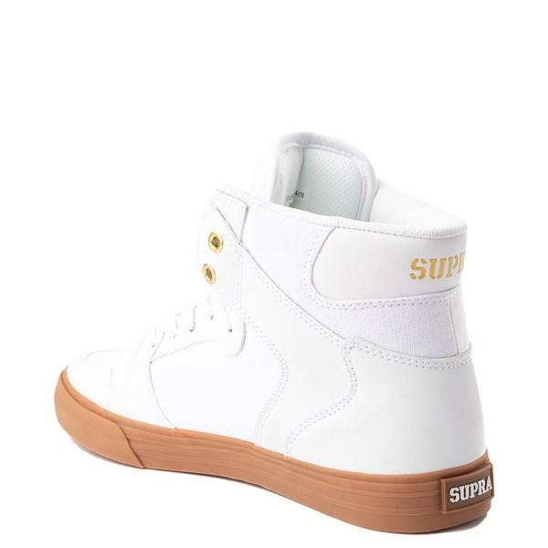 alternate view Mens Supra Vaider Hi Skate ShoeALT2