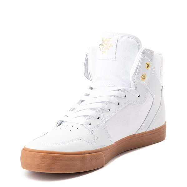 alternate view Mens Supra Vaider Hi Skate ShoeALT3