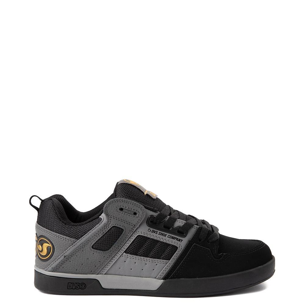 Mens DVS Comanche 2.0+ Skate Shoe - Gray / Black