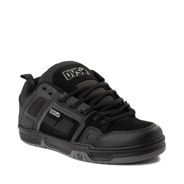 alternate view Mens DVS Comanche Skate Shoe - Black / CharcoalALT5
