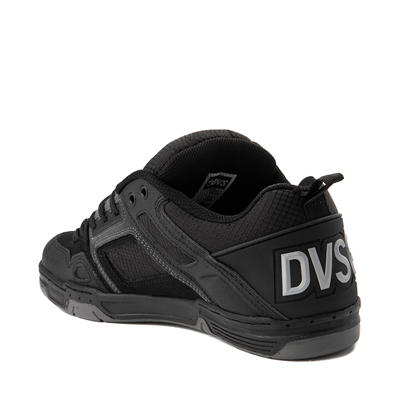 Alternate view of Mens DVS Comanche Skate Shoe - Black / Charcoal