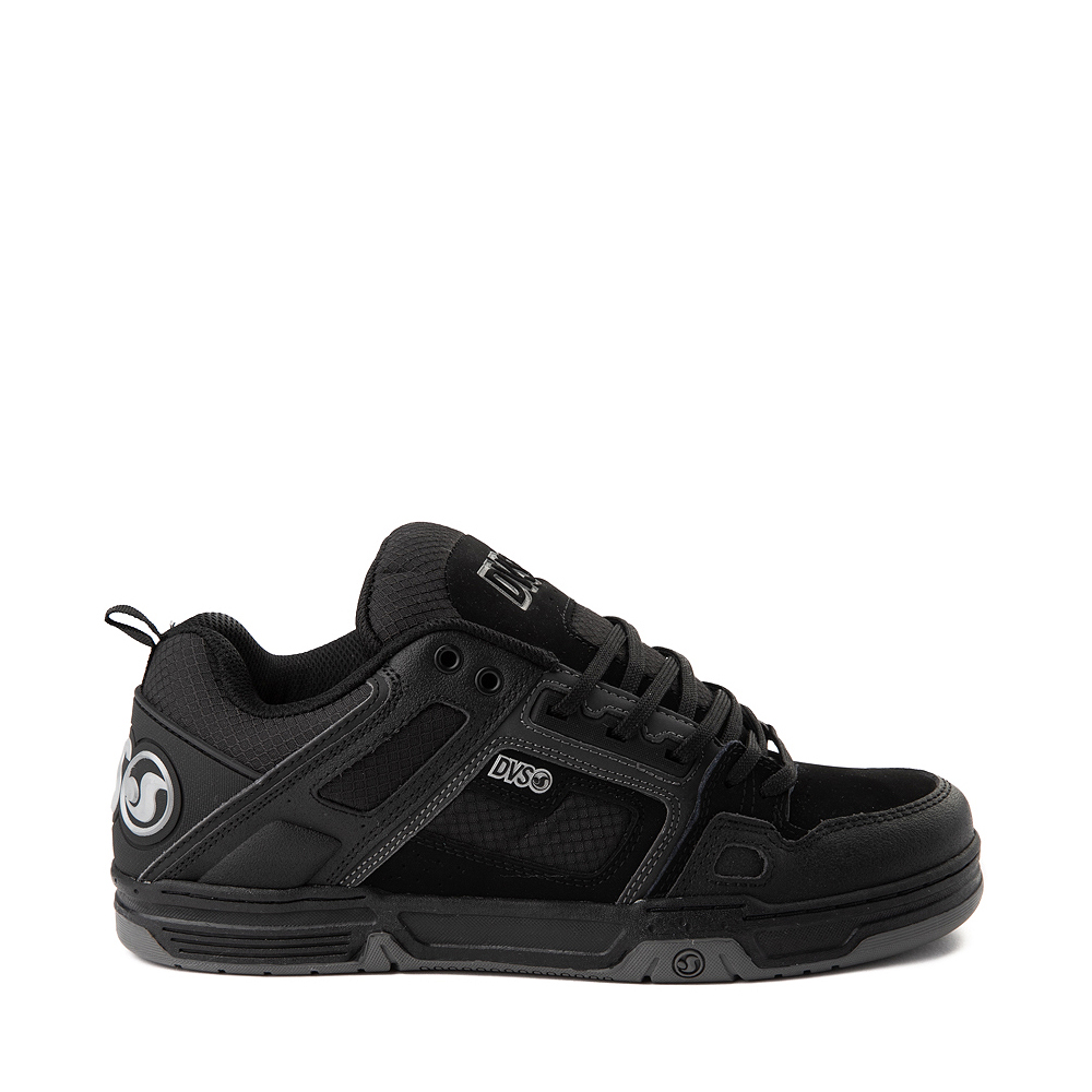 Mens DVS Comanche Skate Shoe - Black / Charcoal