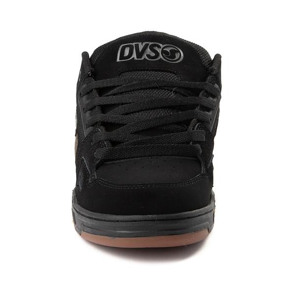 alternate view Mens DVS Comanche Skate Shoe - Black / CamoALT4