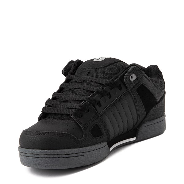 alternate view Mens DVS Celsius Skate Shoe - BlackALT3
