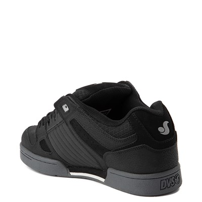 Alternate view of Mens DVS Celsius Skate Shoe - Black