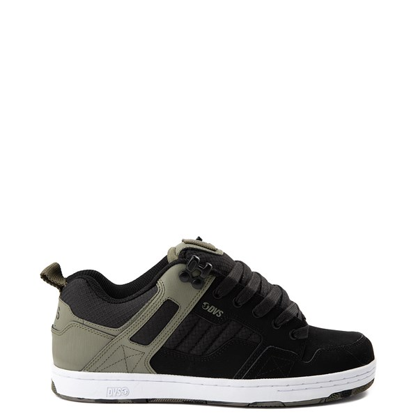 Mens DVS Enduro 125 Skate Shoe - Olive / Black