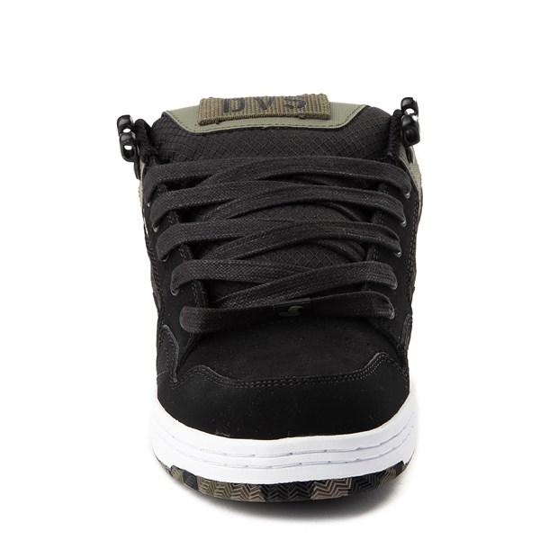 alternate view Mens DVS Enduro 125 Skate Shoe - Olive / BlackALT4