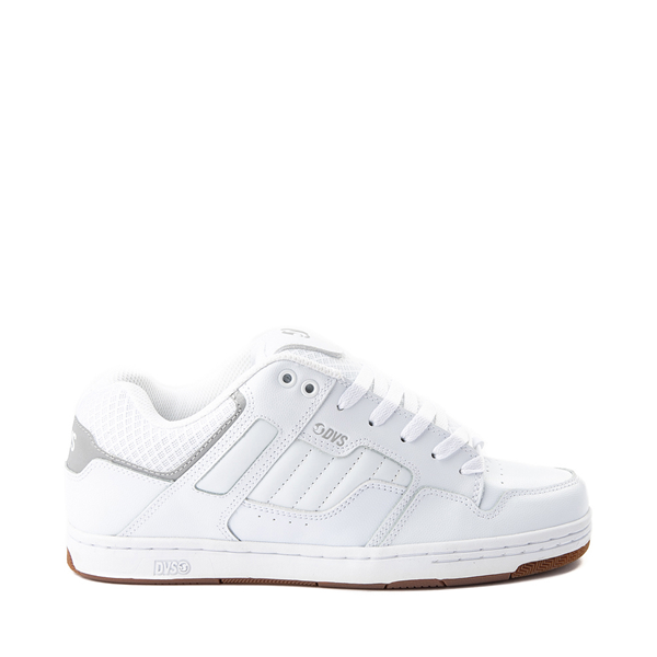 Mens DVS Enduro 125 Skate Shoe - White