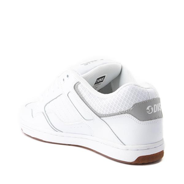 alternate view Mens DVS Enduro 125 Skate Shoe - WhiteALT1