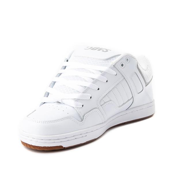 alternate view Mens DVS Enduro 125 Skate Shoe - WhiteALT2