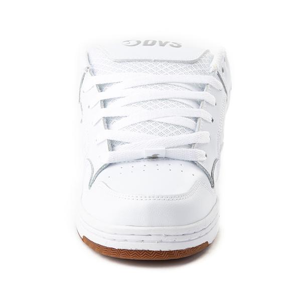 alternate view Mens DVS Enduro 125 Skate Shoe - WhiteALT4