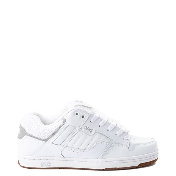 Main view of Mens DVS Enduro 125 Skate Shoe - White