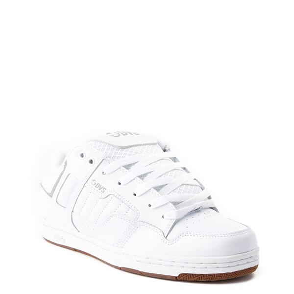 alternate view Mens DVS Enduro 125 Skate Shoe - WhiteALT1