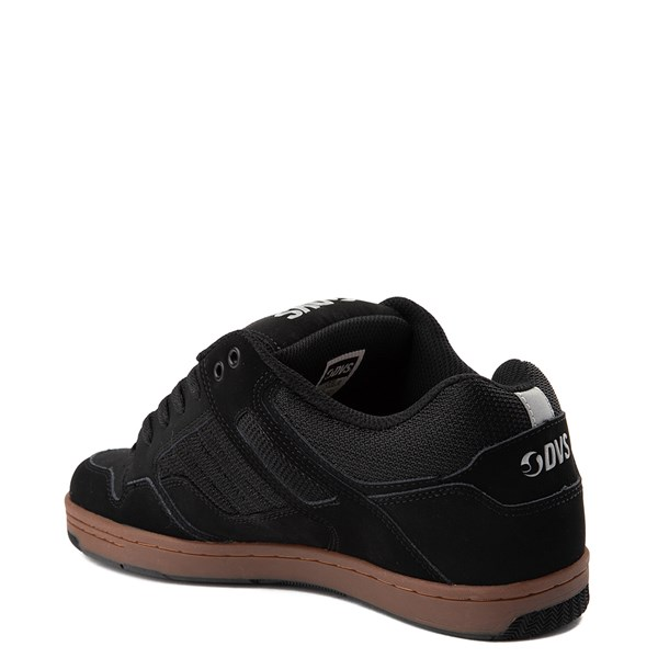 alternate view Mens DVS Enduro 125 Skate Shoe - Black / GumALT2
