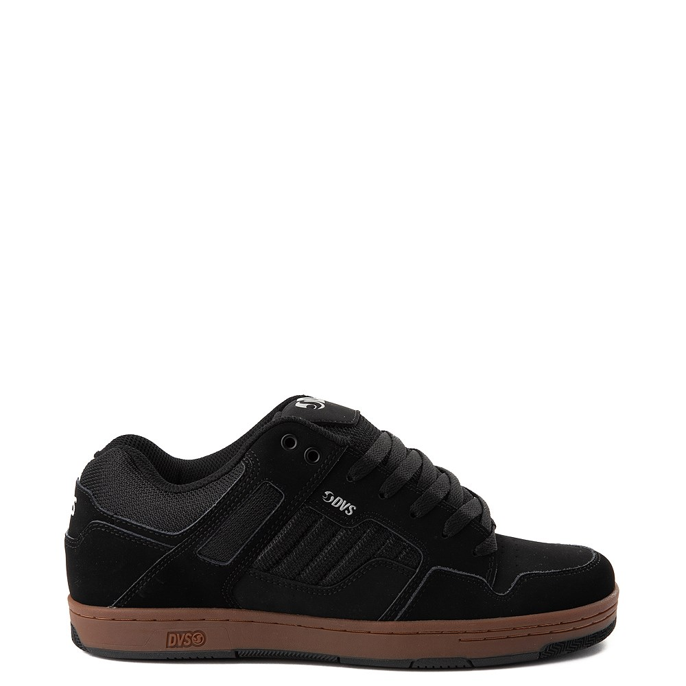 Mens DVS Enduro 125 Skate Shoe - Black / Gum