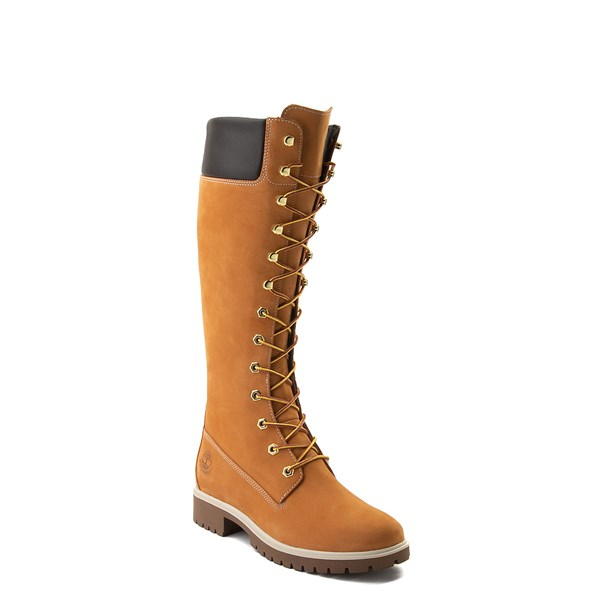 "Alternate view of Womens Timberland 14"" Premium Boot - Wheat"
