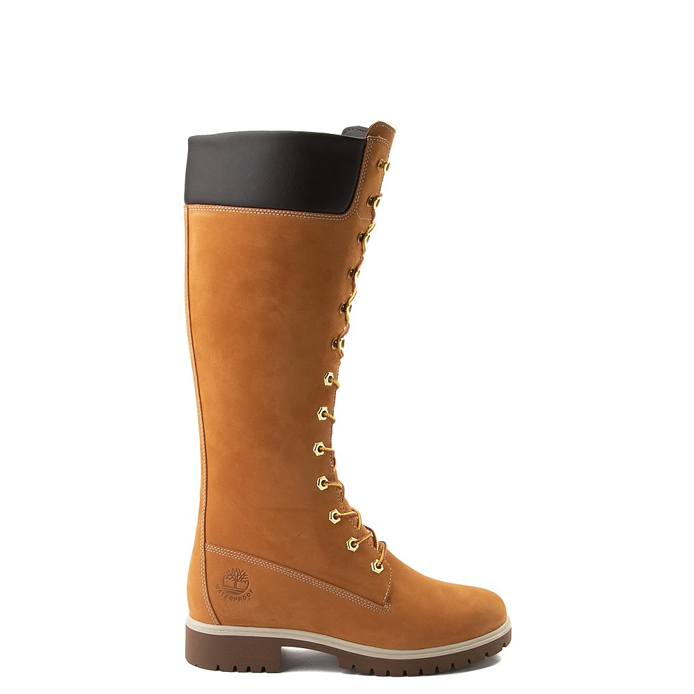"Womens Timberland 14"" Premium Boot - Wheat"