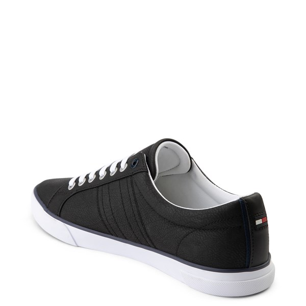 alternate view Mens Tommy Hilfiger Revel Casual Shoe - BlackALT2
