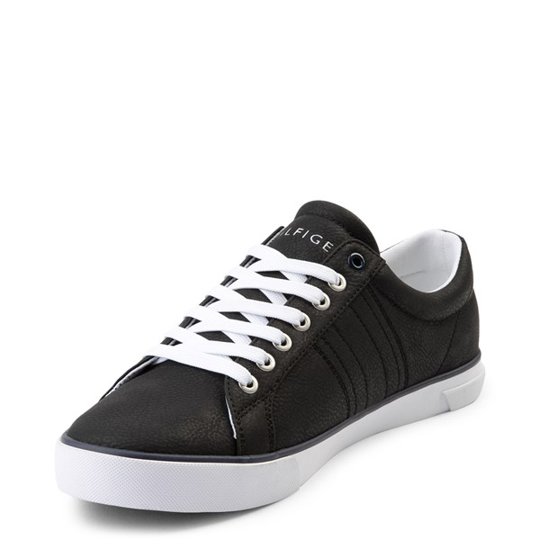 alternate view Mens Tommy Hilfiger Revel Casual Shoe - BlackALT3