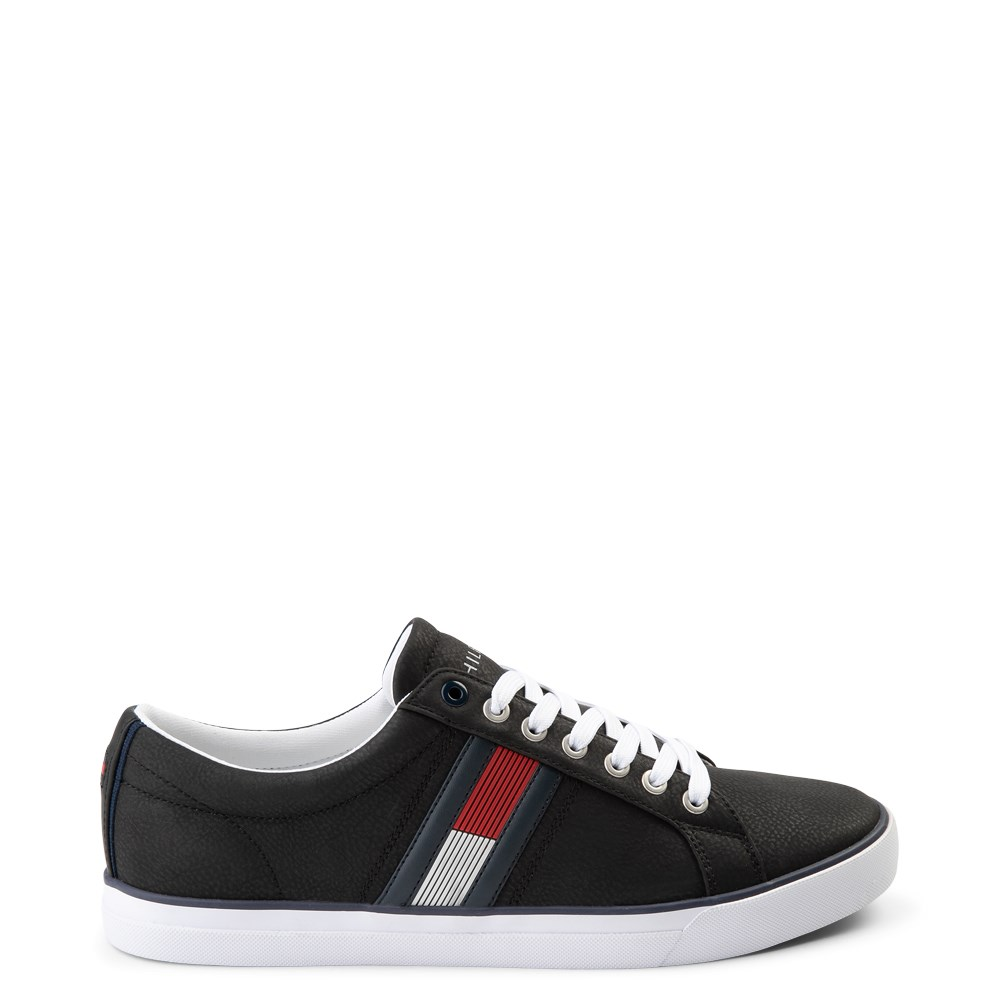 Mens Tommy Hilfiger Revel Casual Shoe - Black