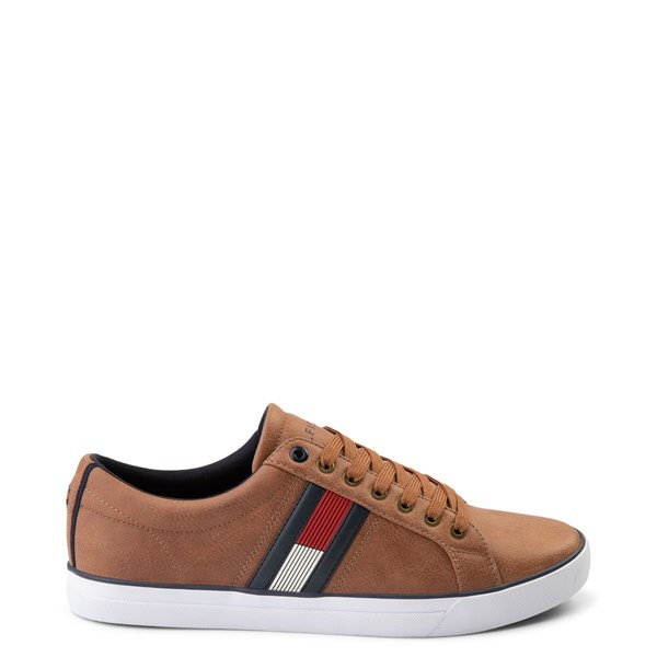 Main view of Mens Tommy Hilfiger Revel Casual Shoe - Cognac