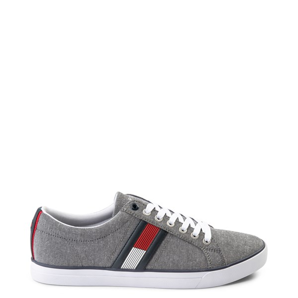 Mens Tommy Hilfiger Revel Casual Shoe - Gray