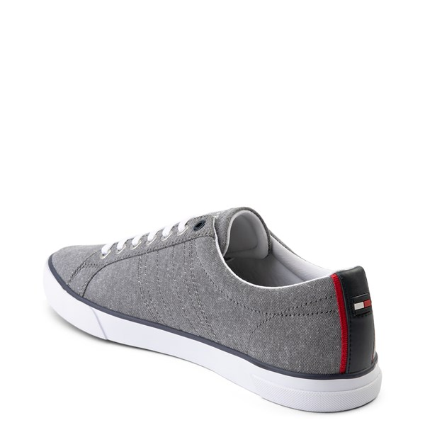 alternate view Mens Tommy Hilfiger Revel Casual Shoe - GrayALT2
