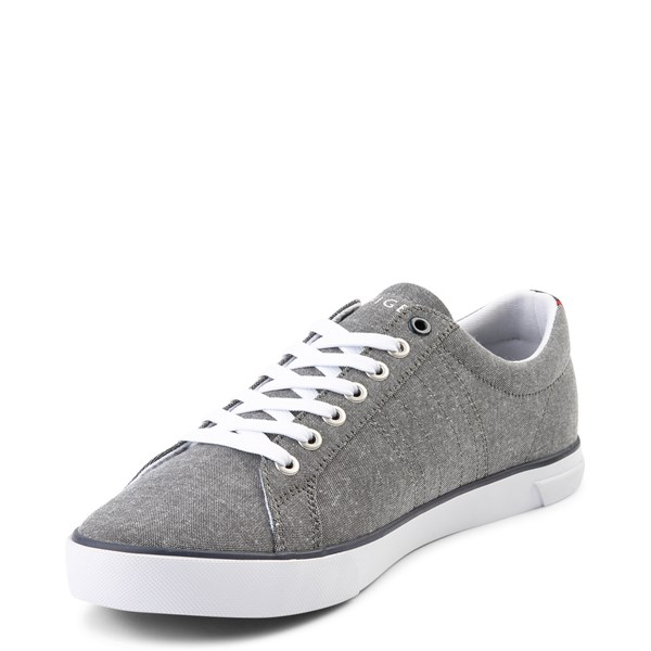 alternate view Mens Tommy Hilfiger Revel Casual Shoe - GrayALT3