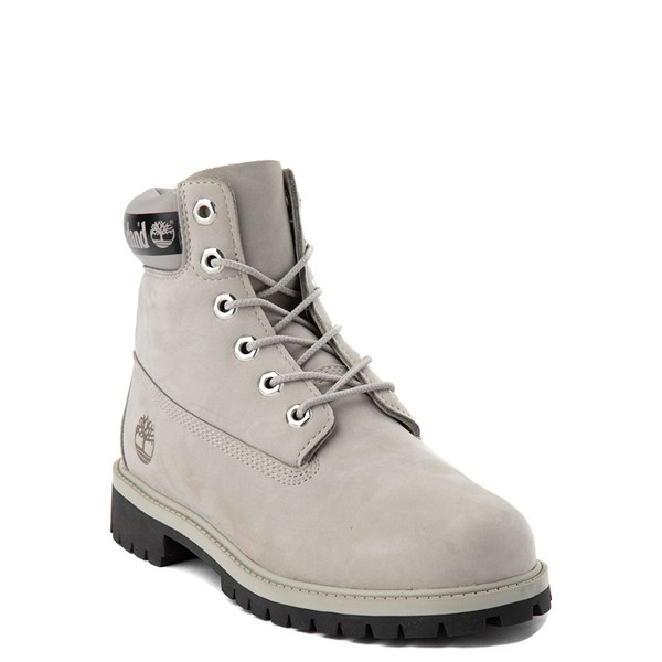 "Alternate view of Timberland 6"" Classic Boot - Big Kid - Flint Gray"