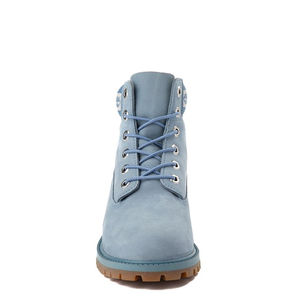 "alternate view Timberland 6"" Classic Boot - Big Kid - Cornflower BlueALT4"