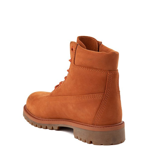 "alternate view Timberland 6"" Classic Boot - Little Kid - PaprikaALT2"