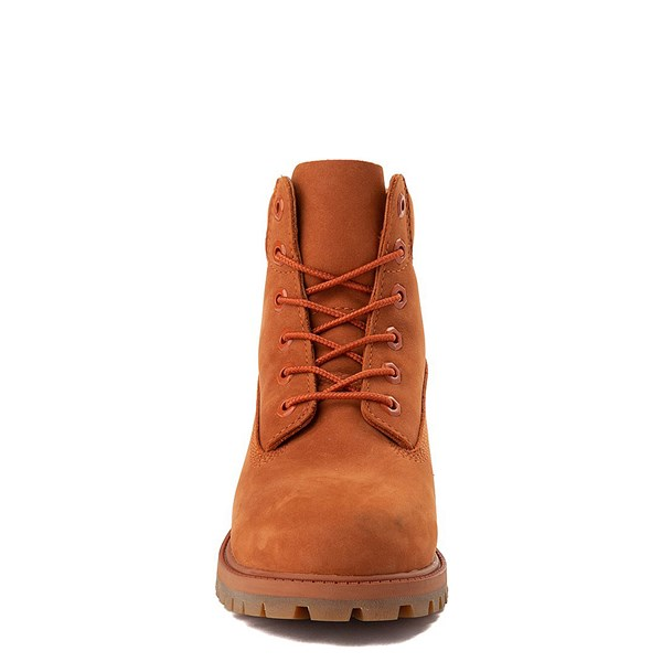"alternate view Timberland 6"" Classic Boot - Little Kid - PaprikaALT4"