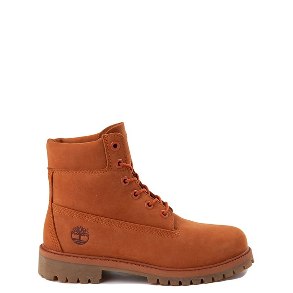 "Default view of Timberland 6"" Classic Boot - Big Kid - Paprika"