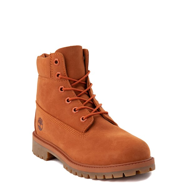 "alternate view Timberland 6"" Classic Boot - Big Kid - PaprikaALT1"