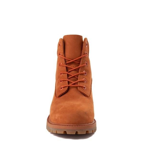 "alternate view Timberland 6"" Classic Boot - Big Kid - PaprikaALT4"